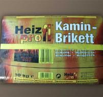 Briquette de Lignite (Paquet 10Kg)
