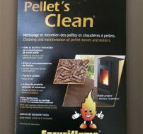 Pellet's Clean Securiflame (Paquet 1.8Kg)